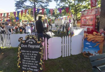 Carnival Rides, Games & Winterland Village